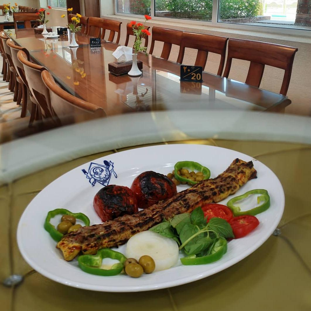 خوراک شاه عباسی