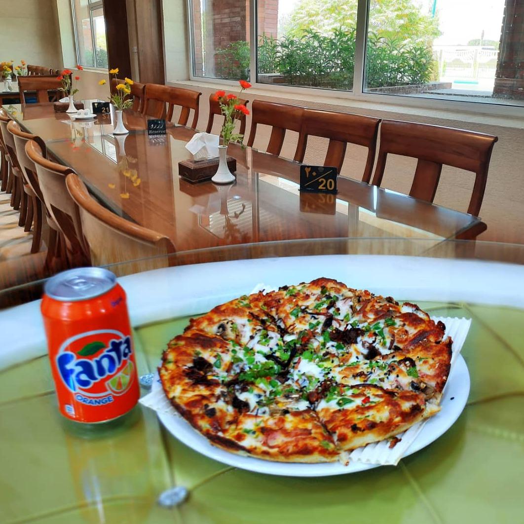 پیتزا مخلوط